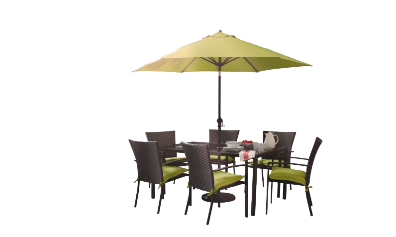 Outdoor transparent png mart. Furniture clipart patio