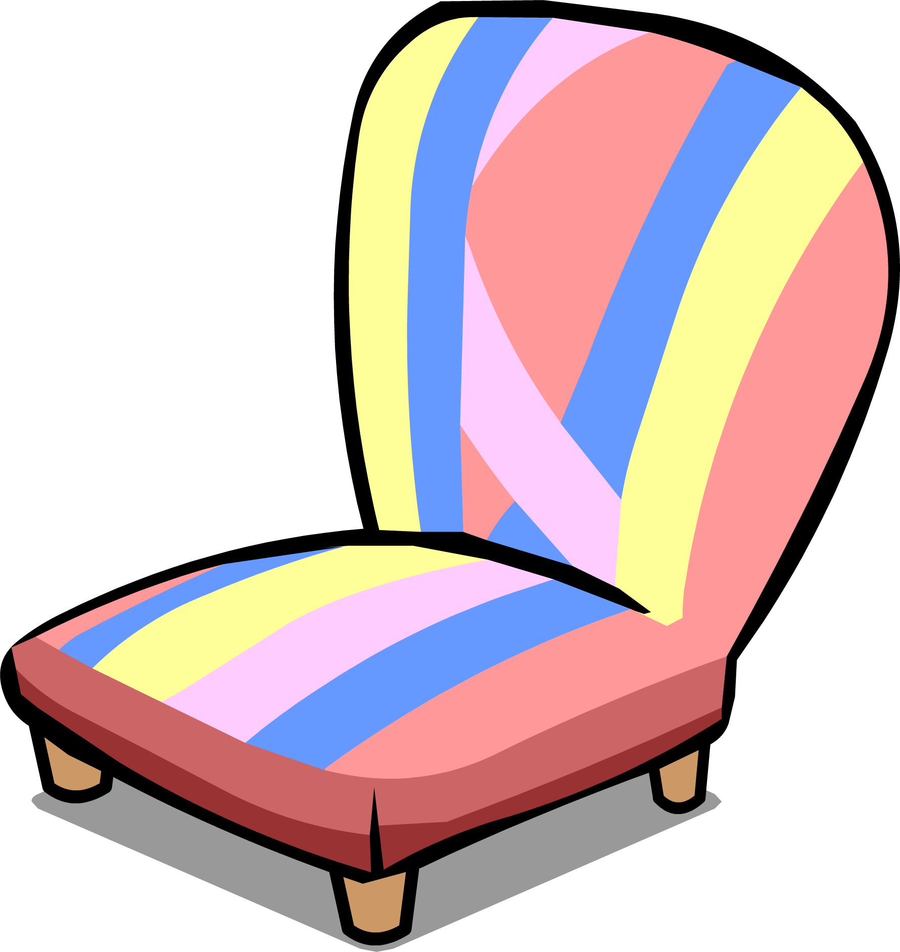 Image chair sprite png. Pink clipart car seat