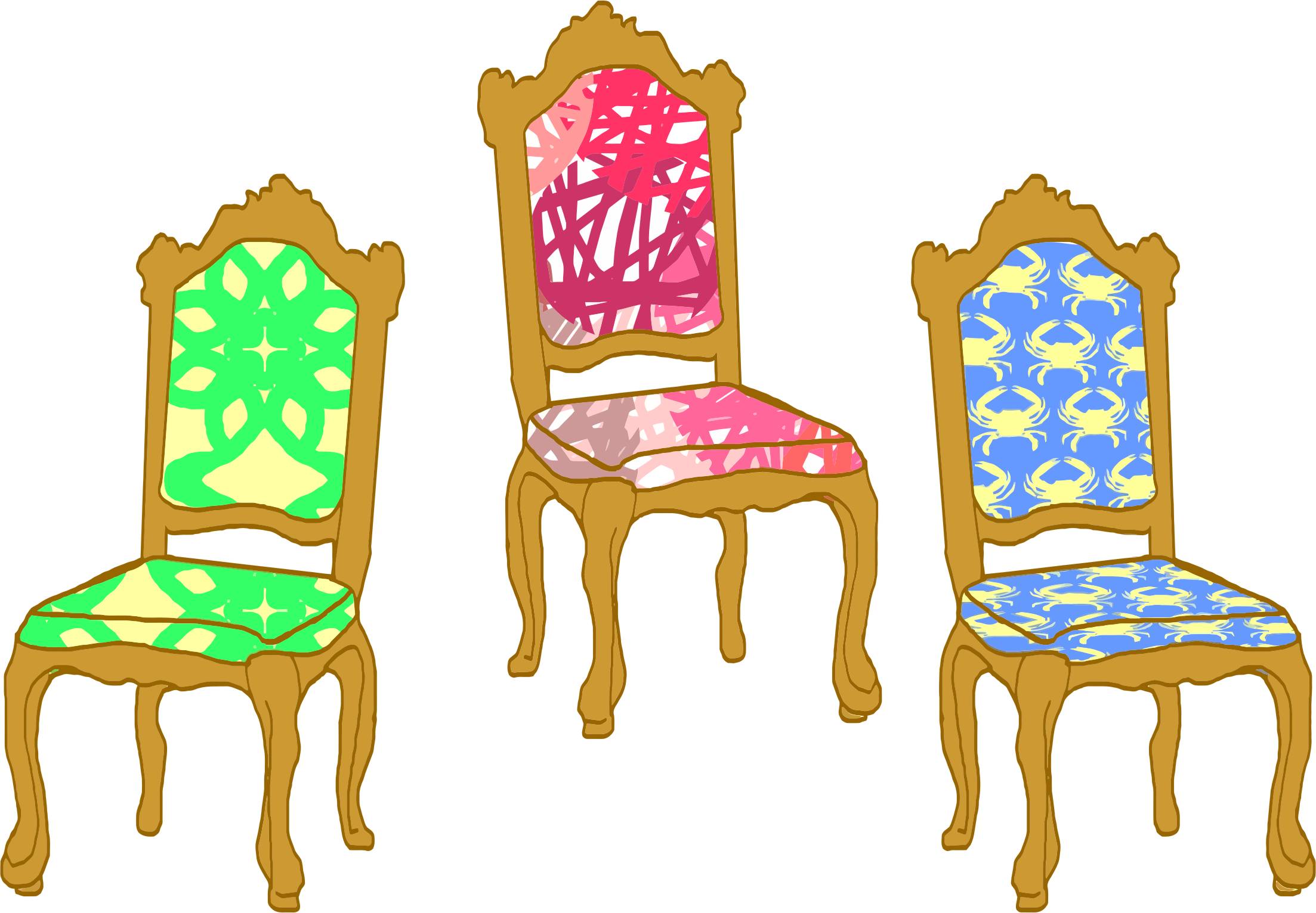 Furniture clipart purple chair.  decorative chairs icons