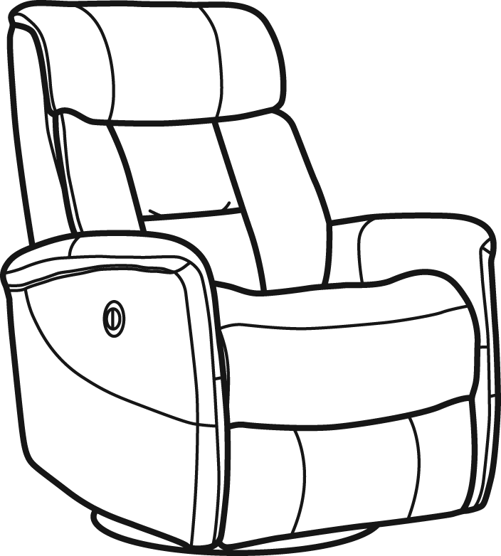 Hart flexsteel com share. Furniture clipart recliner chair