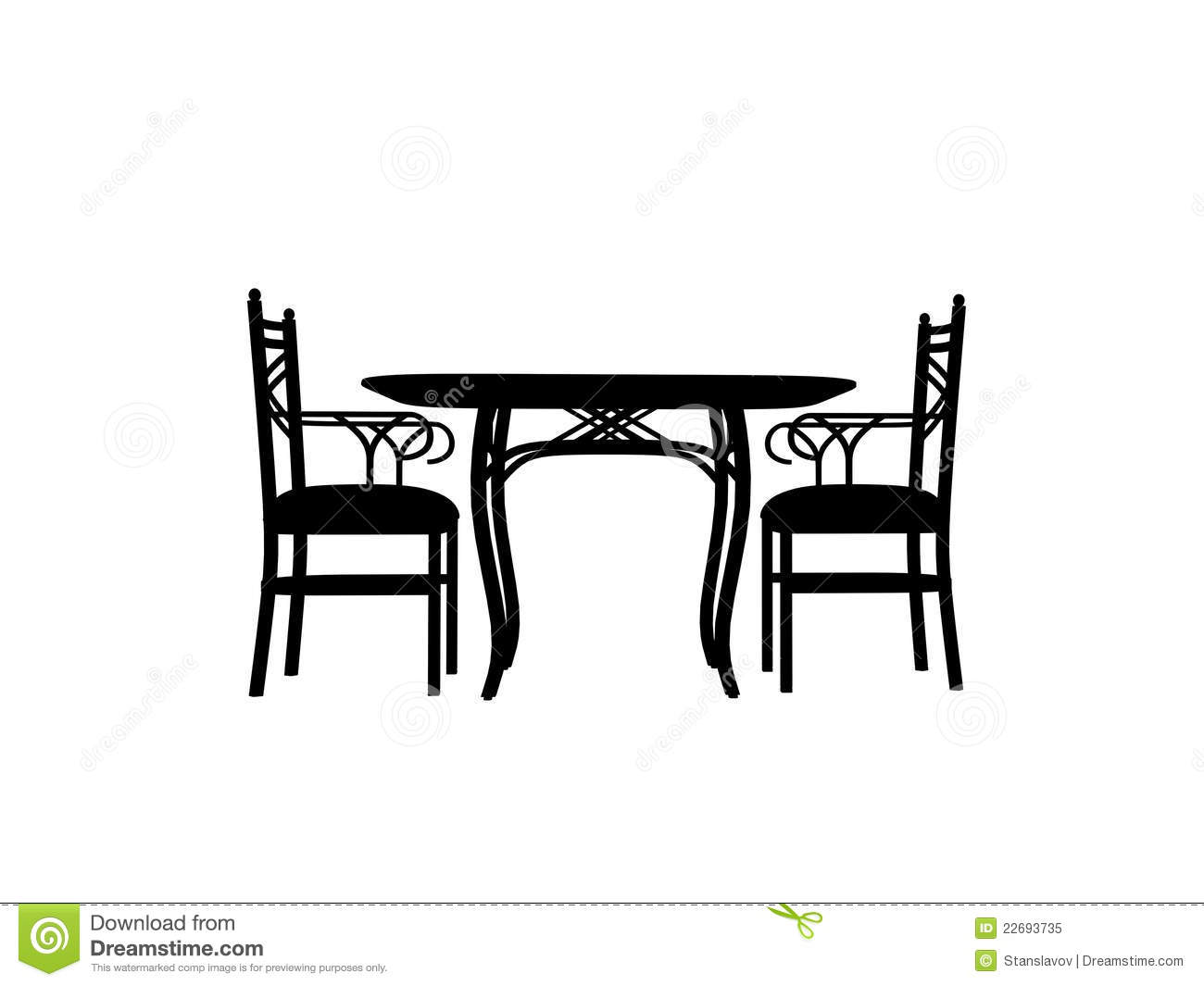 Suggest cafe and . Furniture clipart restaurant table