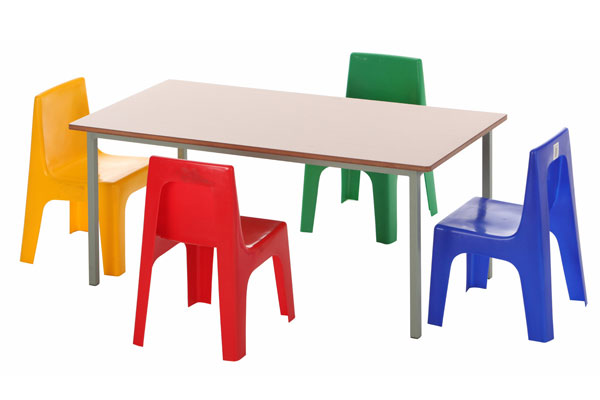Table Furniture Chair Clip Art - Garden Transparent PNG