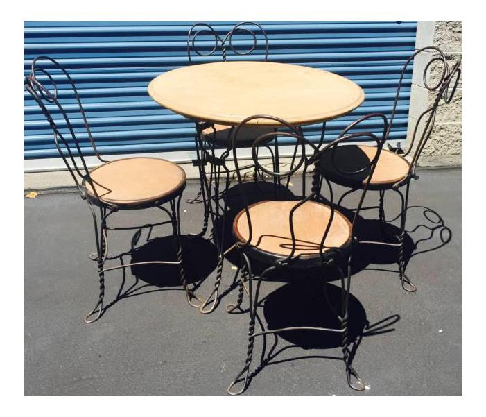 Furniture clipart steel furniture.  s ice cream
