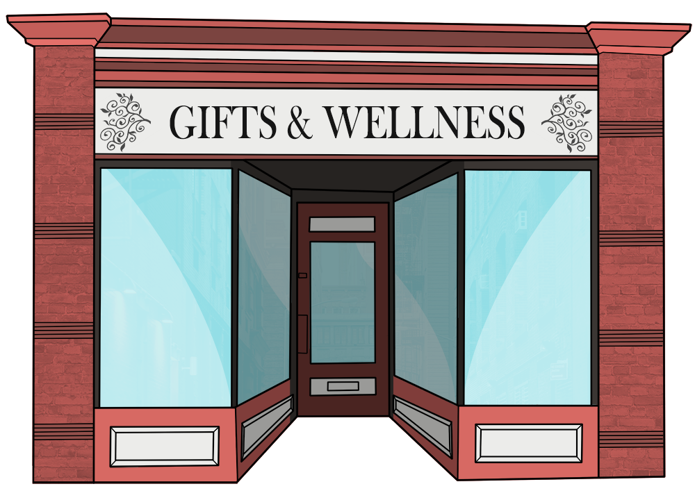 Furniture clipart storefront. Home crossroads gallery welcome