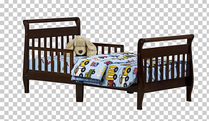 Sleigh png baby . Furniture clipart toddler bed