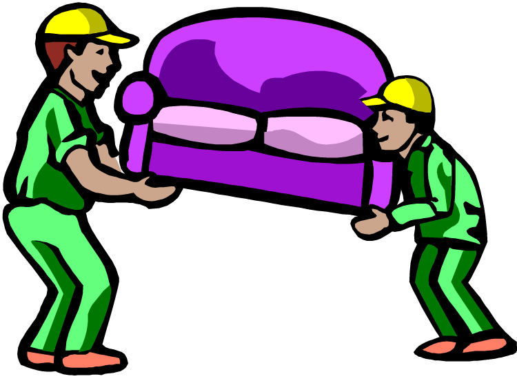 Careers furnituremovingpng. Furniture clipart twin bed