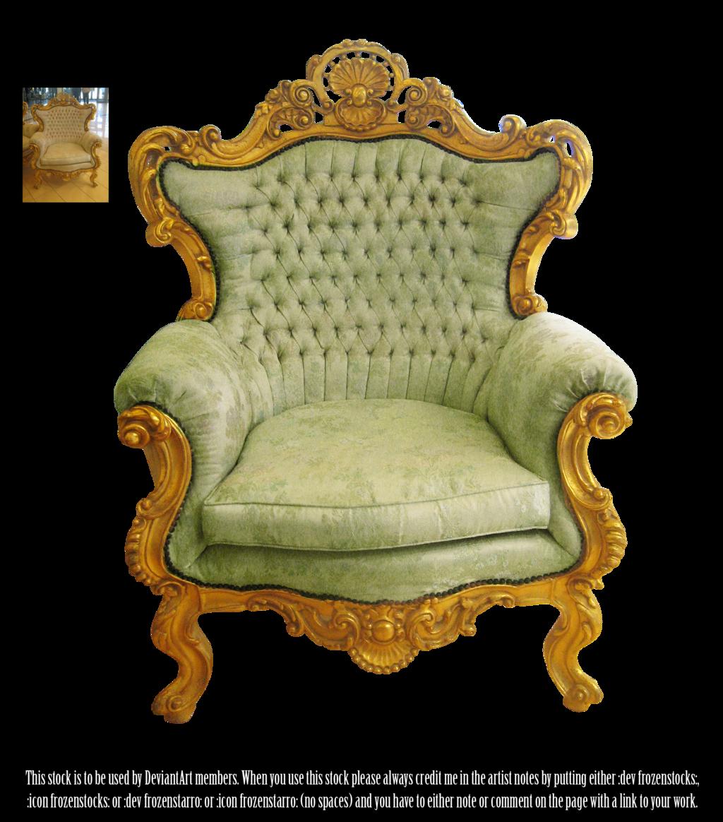 Chair by frozenstocks deviantart. Furniture clipart victorian furniture