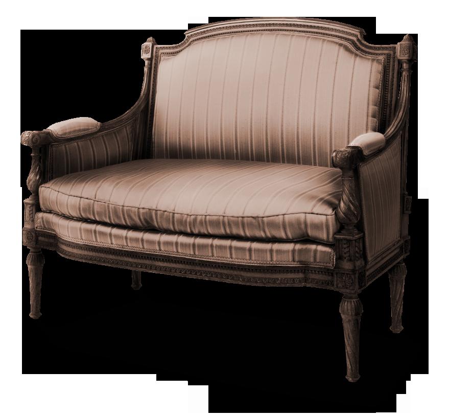 Furniture clipart vintage furniture. Transparent seat png picture