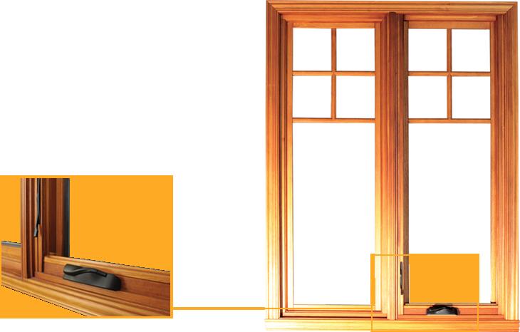 Casement and awning martin. Furniture clipart window door