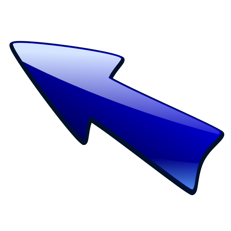 Free picture of pointing. Future clipart arrow