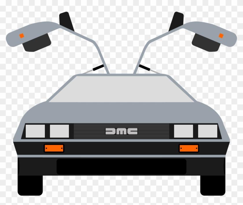 The car . Future clipart back to future