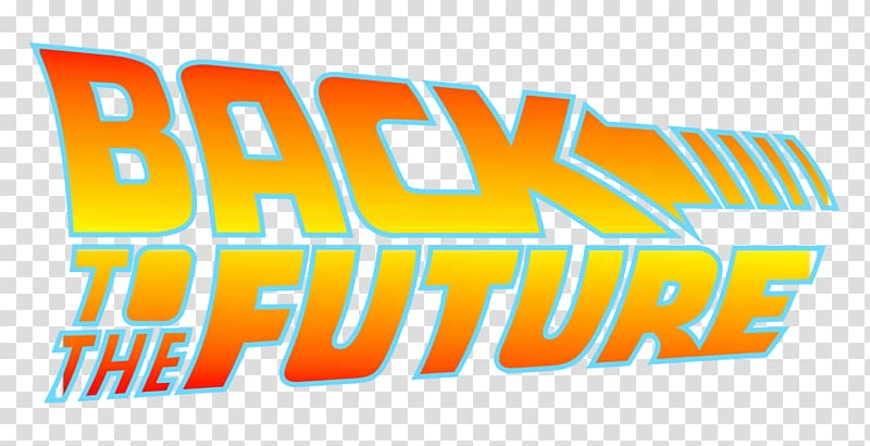 Future clipart back to future. The illustration marty mcfly