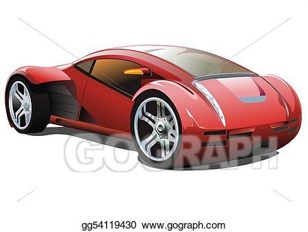 Stock illustrations the . Future clipart car