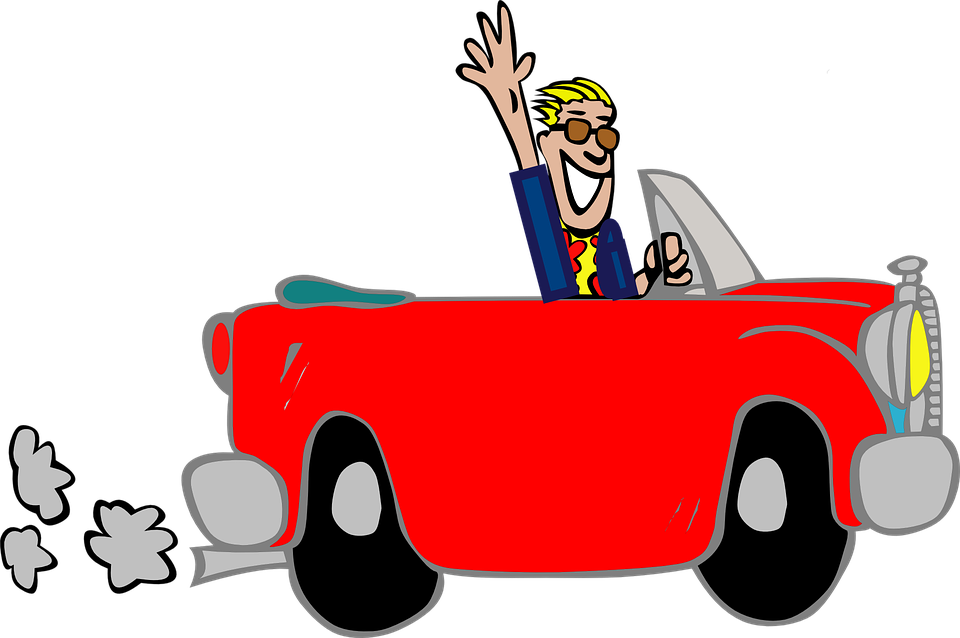 Future clipart car. Family trip cliparthot road