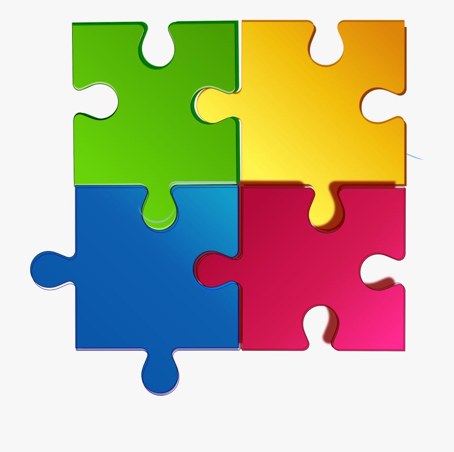 Of transparent background puzzle. Future clipart decision making