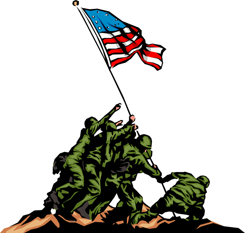 Future clipart deployment. Free veterans day clip