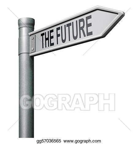 Portal . Future clipart future outlook