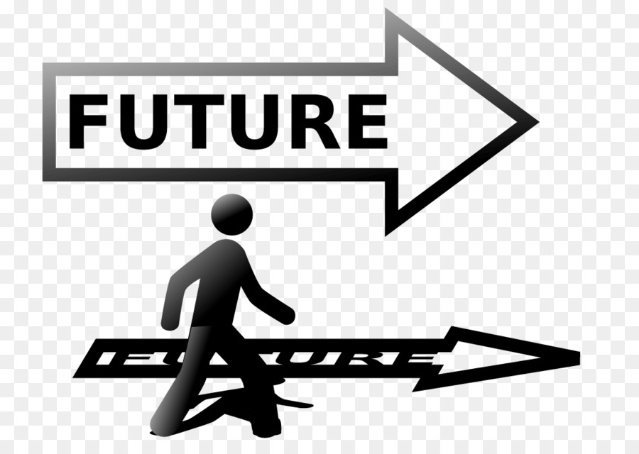 Triangle background hand transparent. Future clipart future plan
