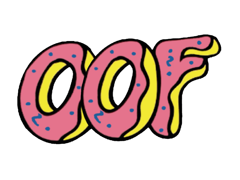 Future clipart future research. Of oddfuture odd donut
