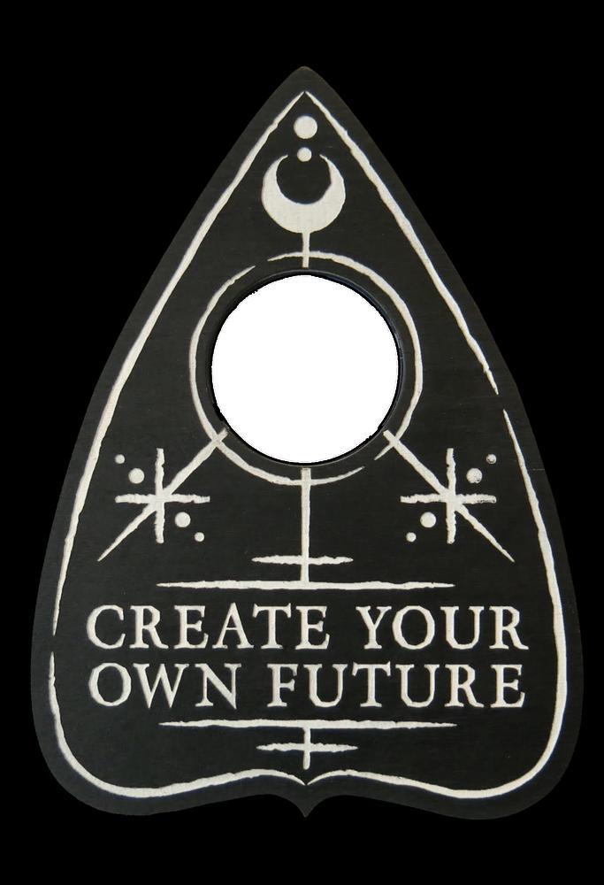 Spiritboard planchette png tattoos. Future clipart future tense