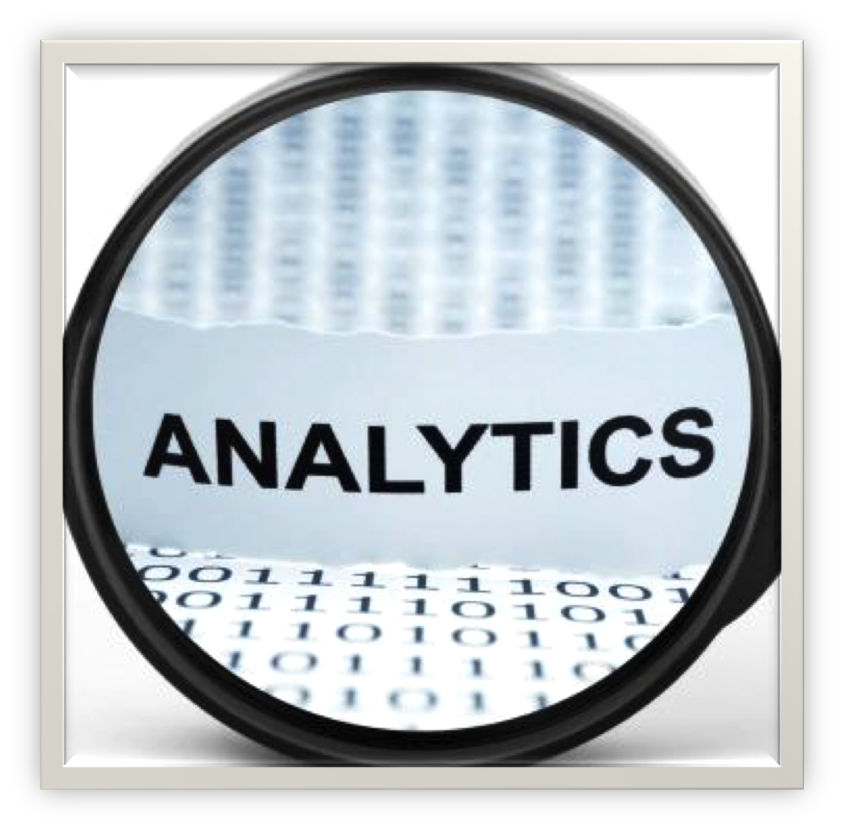 Demystifying analytics for editors. Future clipart future word