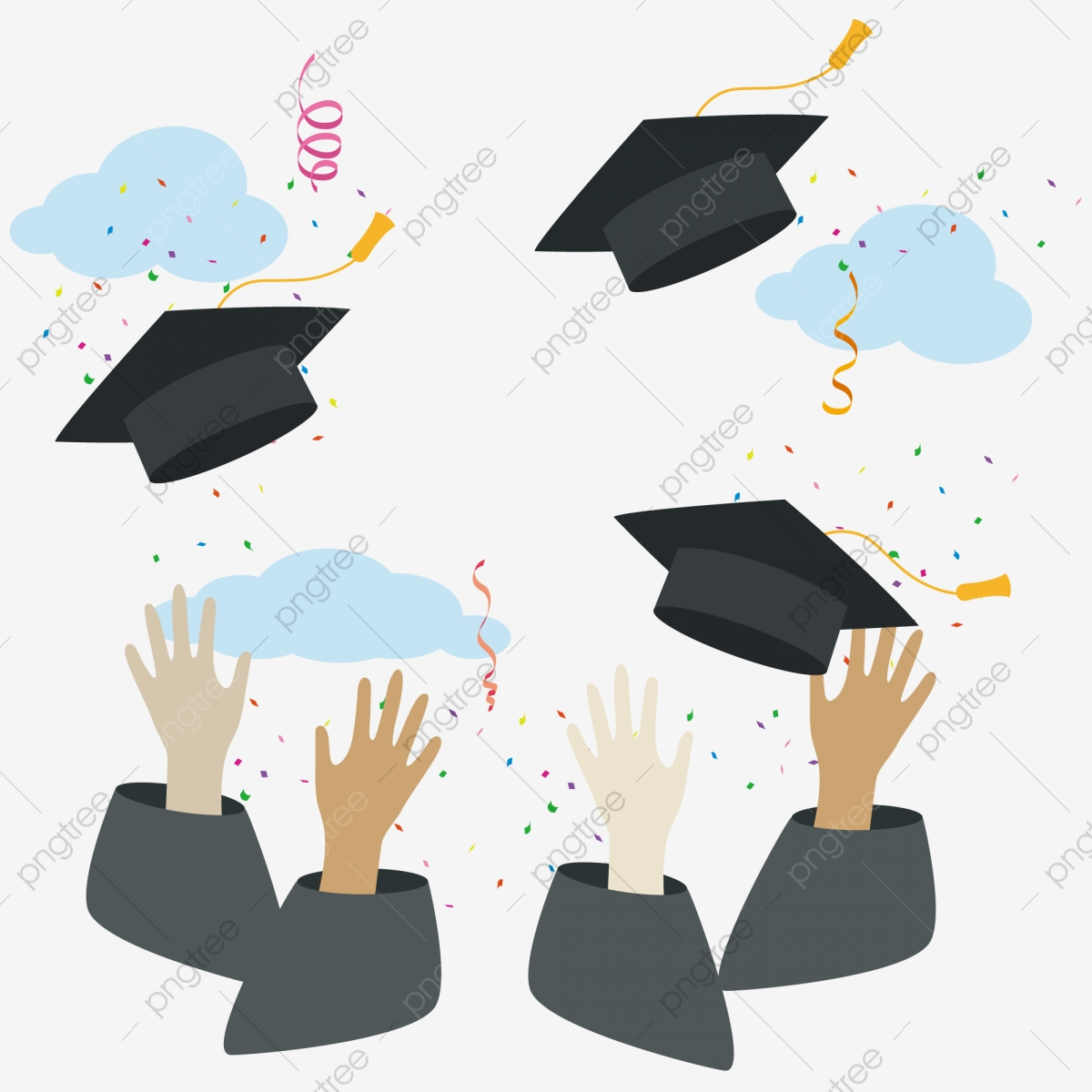 Future clipart graduation. Student college entrance examination