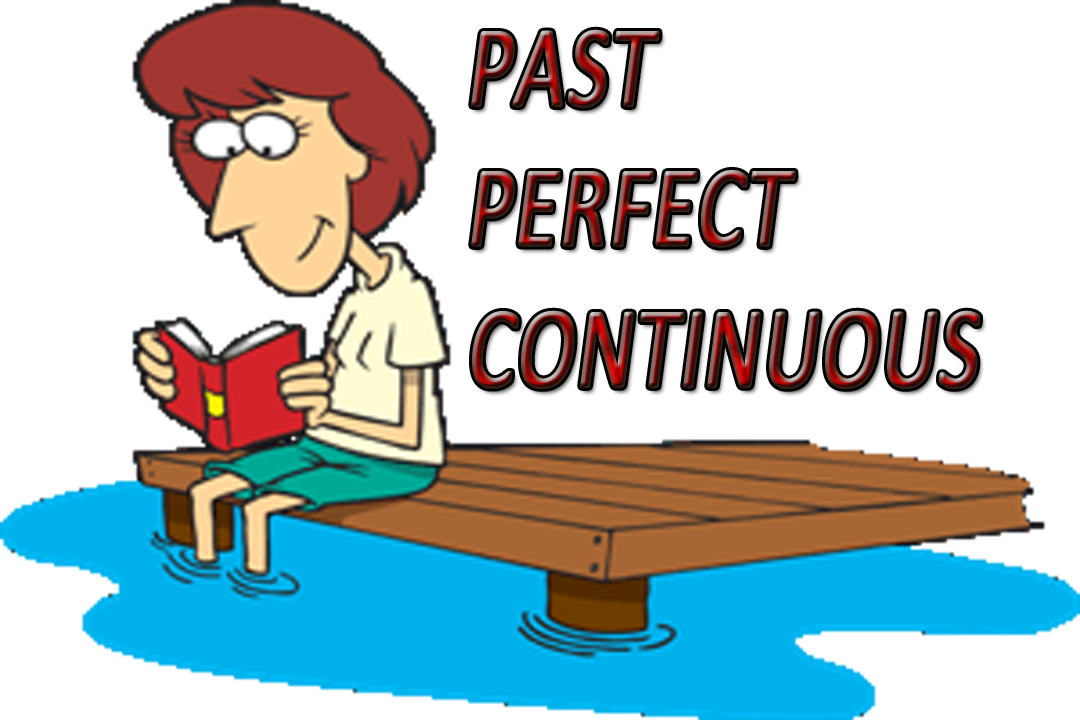 Grammar clipart past perfect. Continuous tense learn english