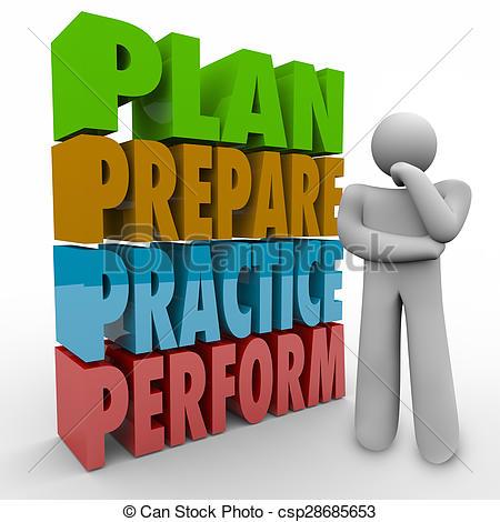 Planning clipart prep. Preparation panda free images