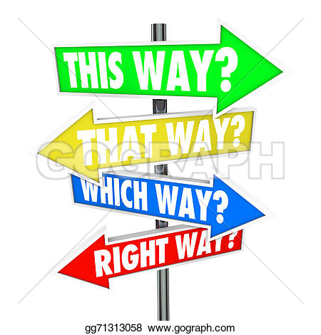 Choices free download best. Future clipart right decision