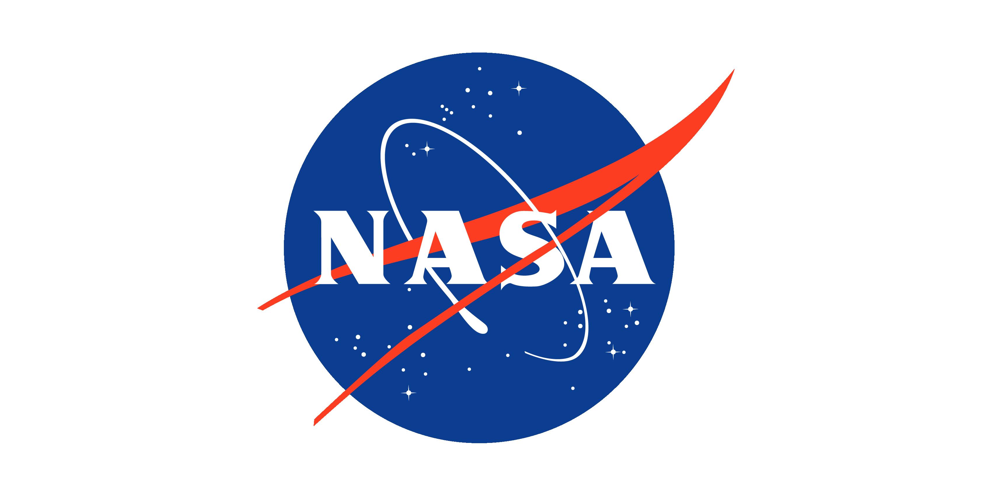 Future clipart space mission. Symbols of nasa logo