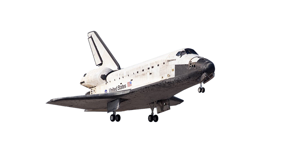 Picture group space shuttle. Future clipart spaceship