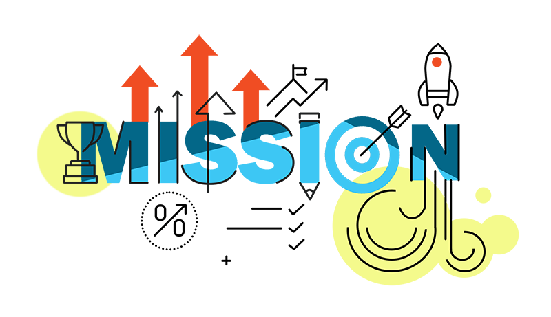 Our mission vision. Missions clipart team goal