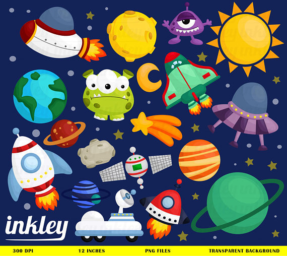 Galaxy clipart. Space png
