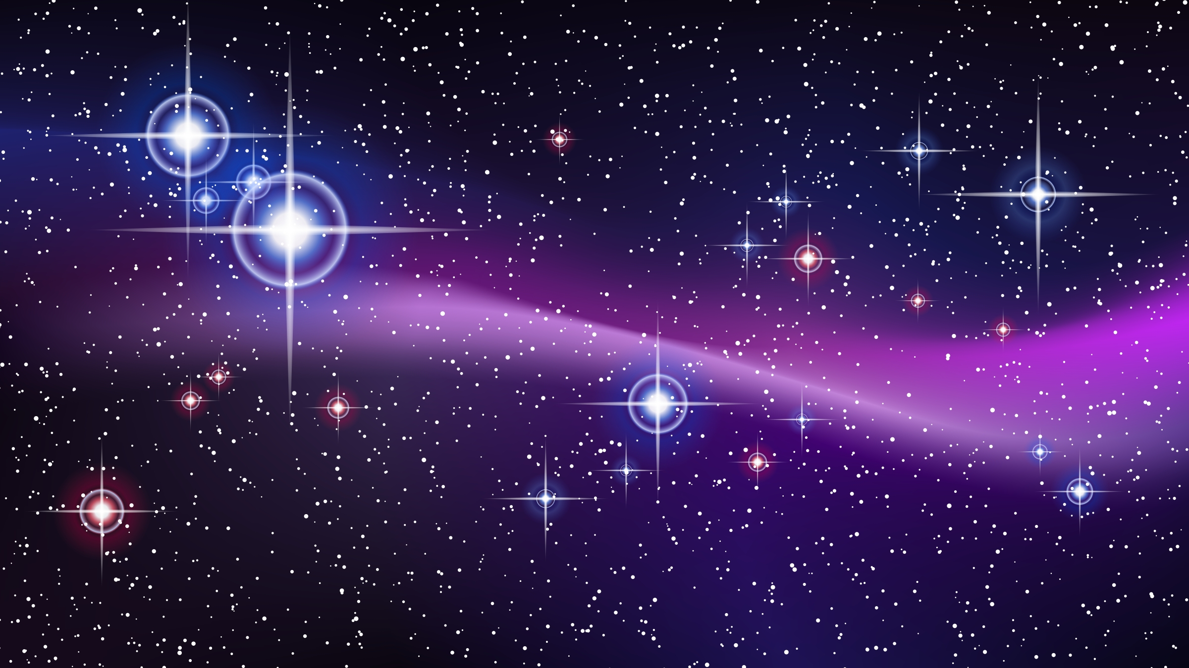 New design digital collection. Galaxy clipart
