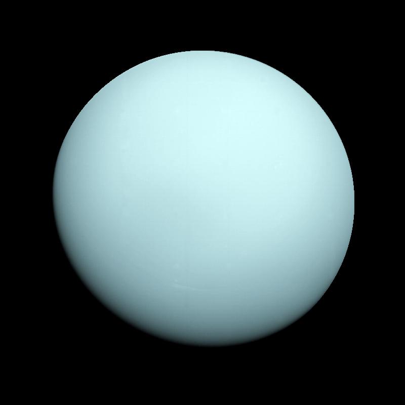 Planeten clipart uranus. Transparent planet pictures space