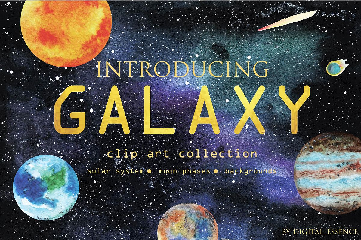 Galaxy clipart amazing art. Clip collection