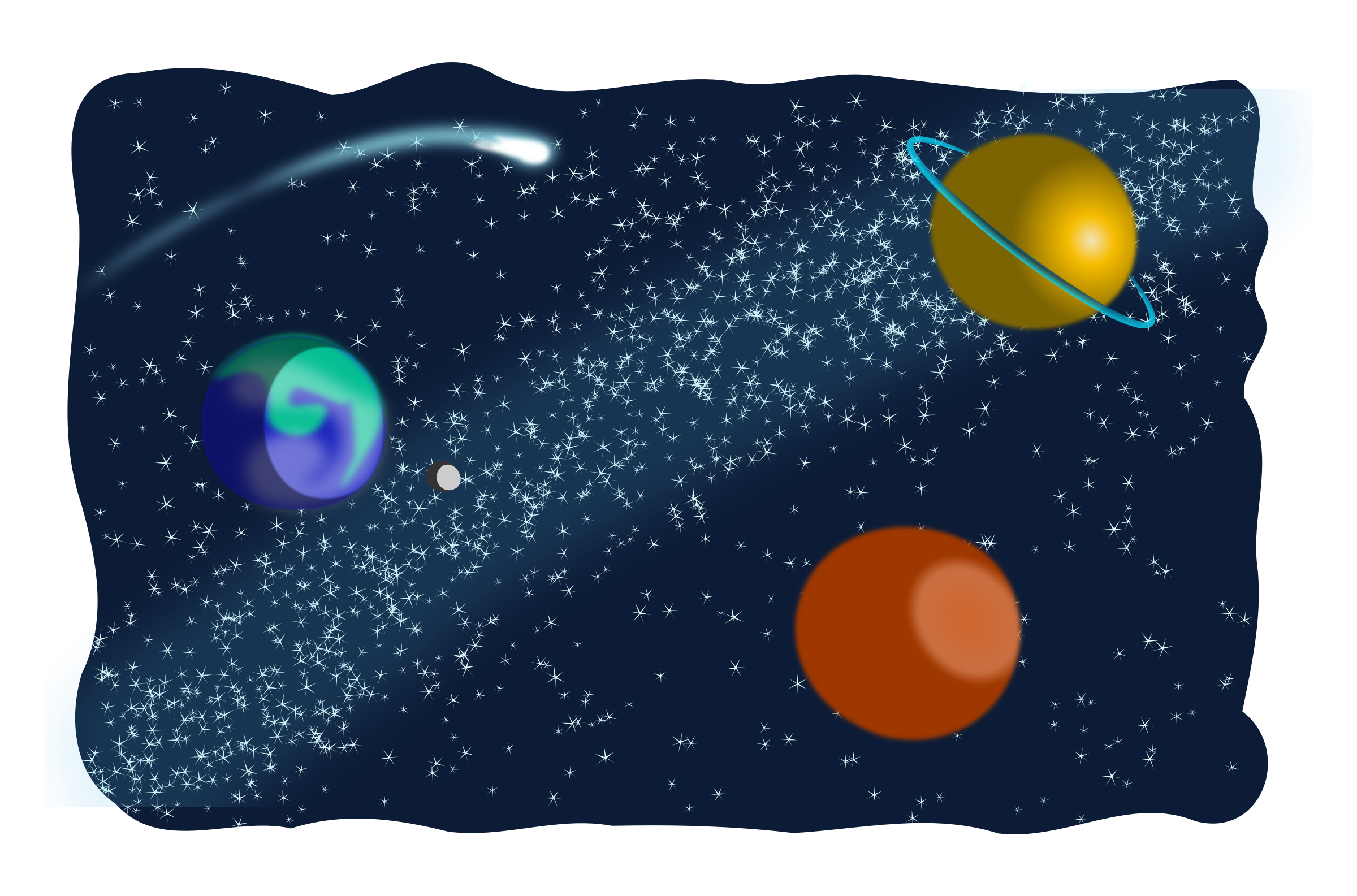Galaxy clipart artistic. Outer space super ideas