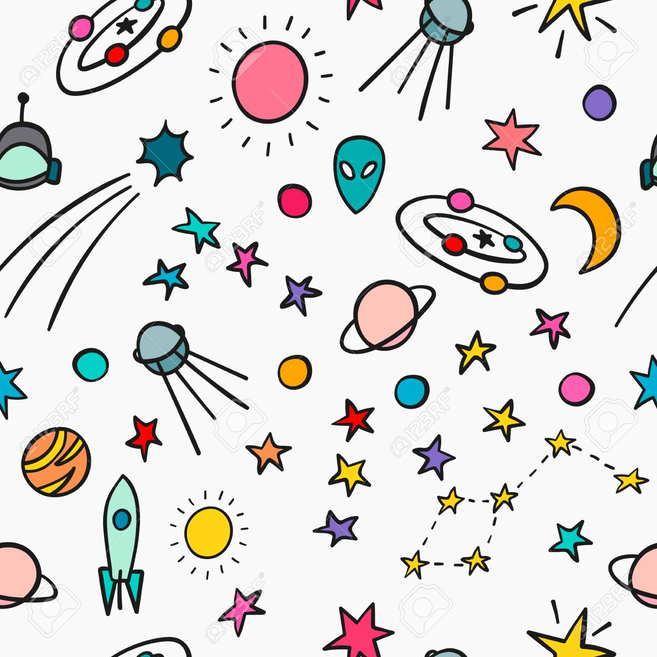 Free drawn simple download. Galaxy clipart artistic