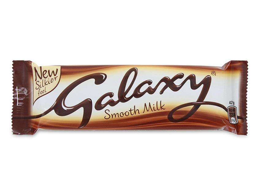 Milk chocolate . Galaxy clipart bar