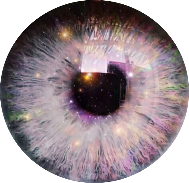 Galaxy clipart beautiful. Pupil eye bright sparkle