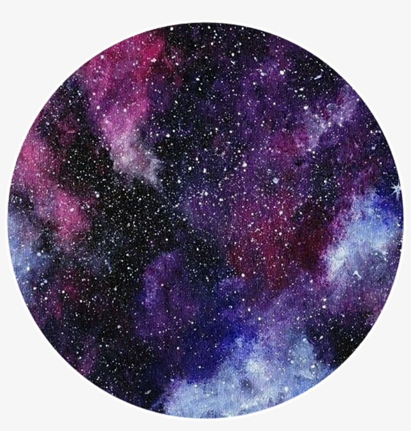 Galaxy clipart circle. Free download watercolor png
