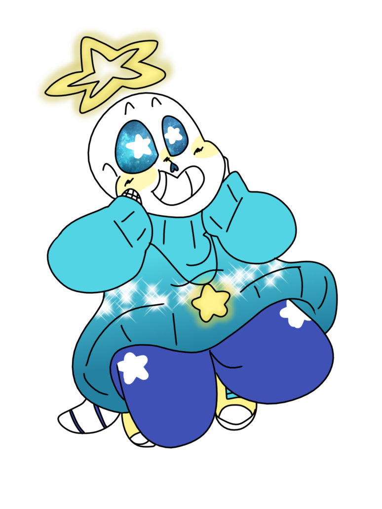 Galaxy clipart cosmic. Sans another snas of