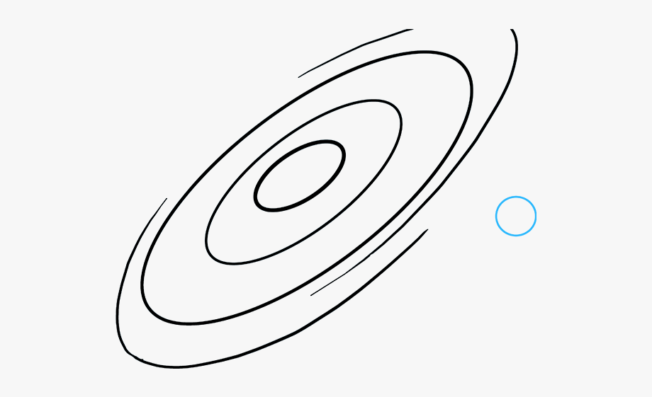 How to draw milky. Galaxy clipart drawing