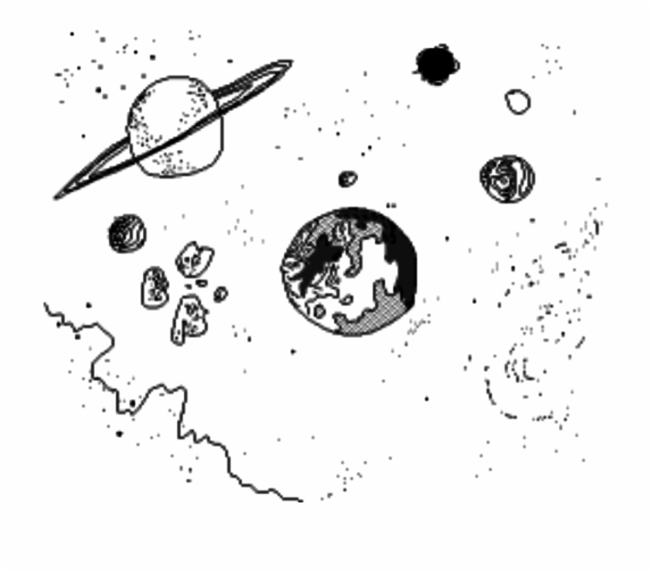 Galaxy clipart drawing. Tumblr png space transparent