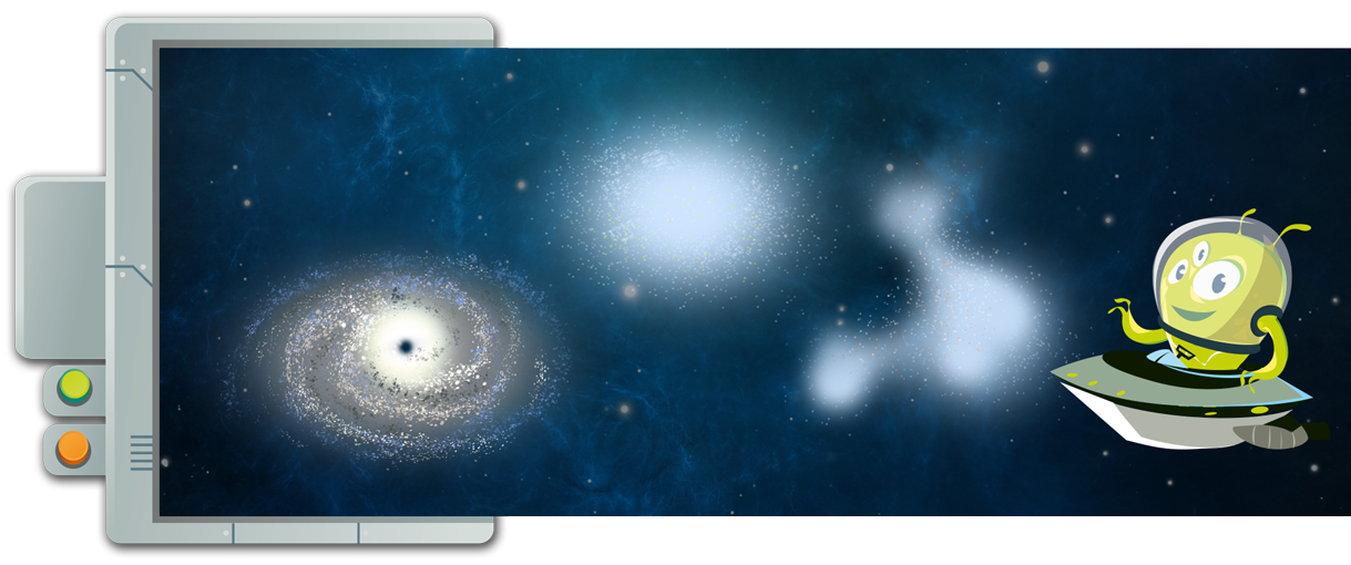 Galaxy clipart elliptical galaxy. Universe galaxies stars of