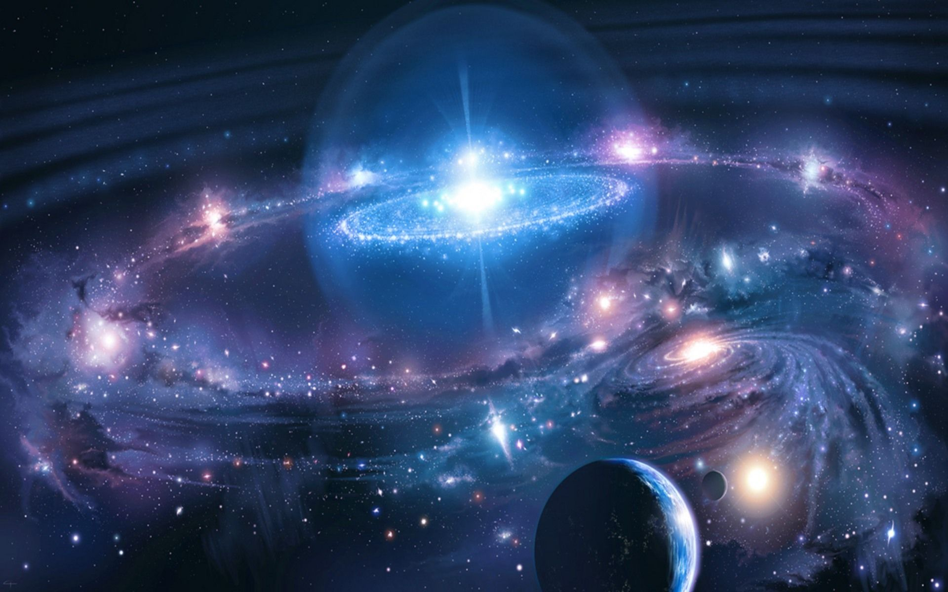 Desktop wallpapers and backgrounds. Galaxy clipart epic