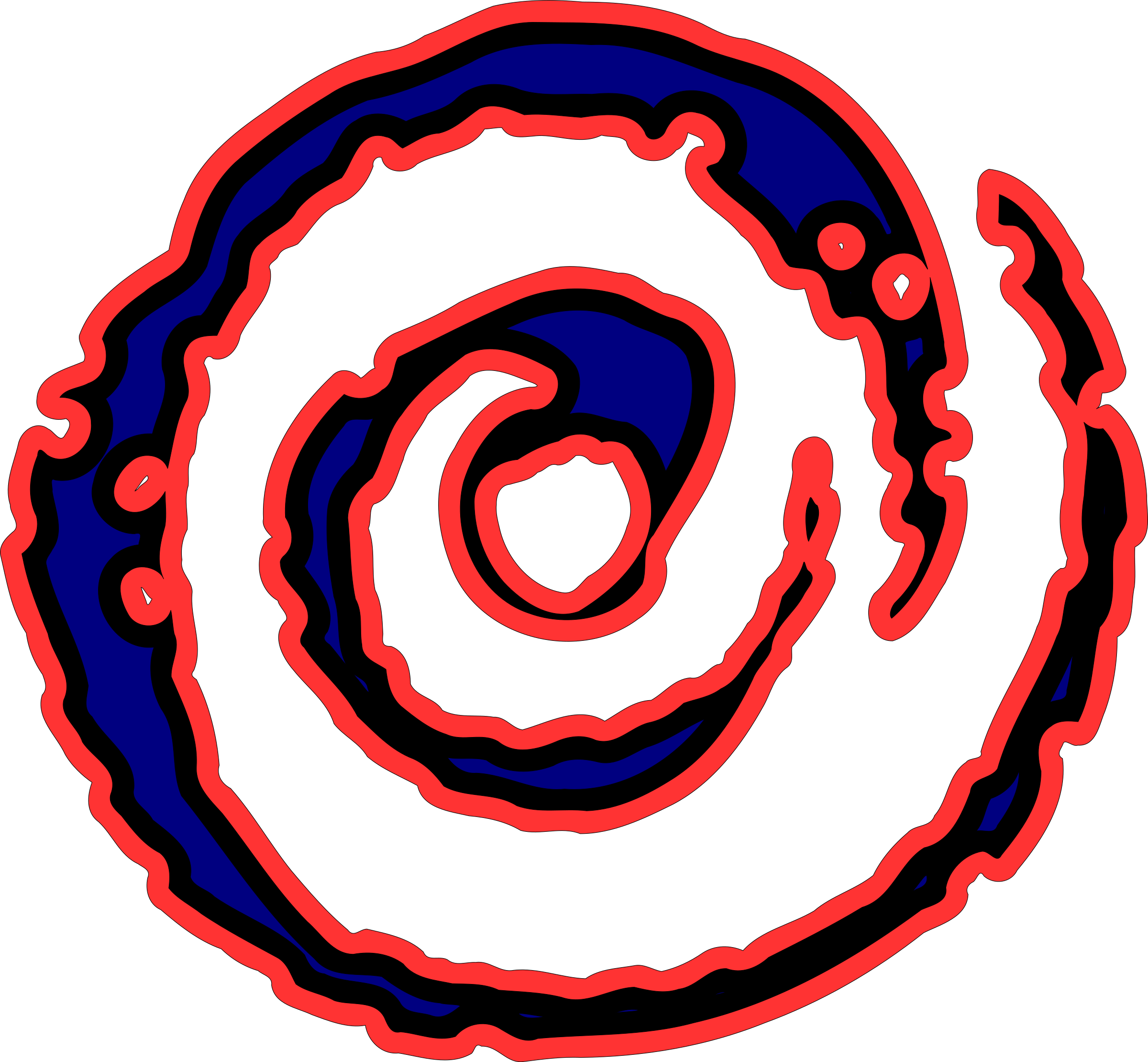 Sprial frames illustrations hd. Galaxy clipart form