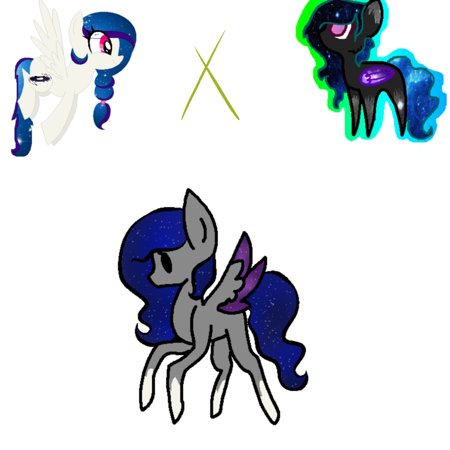 Galaxy clipart galactic. Breeding result wish x