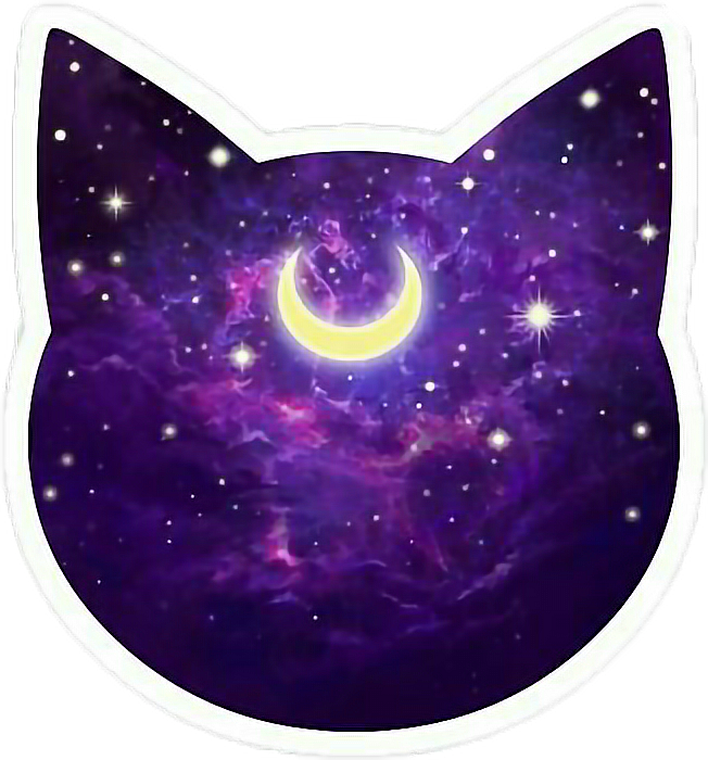 Galaxy clipart galaxy tumblr. Sticker stickers cute overlay