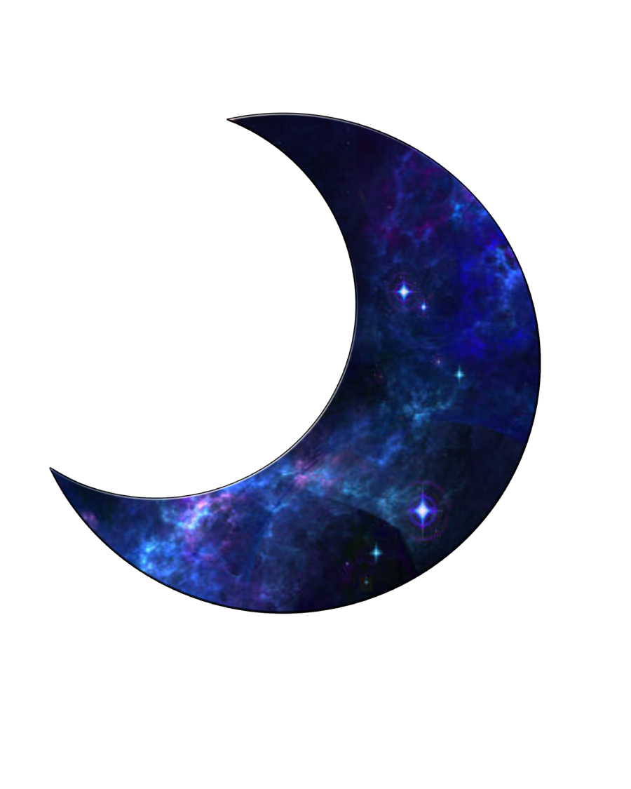Moon transparent nice aesthetic. Galaxy clipart galaxy tumblr